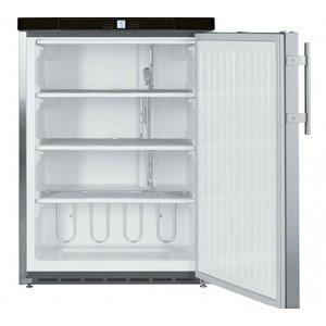 Liebherr Freezer Substructure Static SS | Liebherr | 143 Liter | GGUesf 1405 | 60x61x (h) 83cm