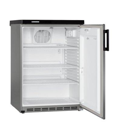 Liebherr Substructure Dynamic stainless steel refrigerator | Liebherr | 180 Liter | Fkvesf 1805 | 60x60x (h) 853cm
