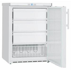 Liebherr Freezer Substructure White Static Loading | Liebherr | 143 Liter | GGU 1500 | 60x61x (h) 83cm