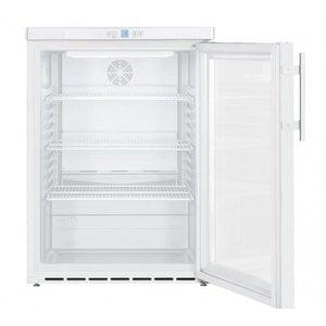 Liebherr Kühlschrank Unterbau Dynamic White | Glastür | Liebherr | 141 Liter | FKUv 1613 | 60x61x (h) 83 cm