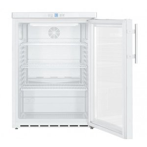 Liebherr Refrigerator Substructure Dynamic White | Glass Door | Liebherr | 141 Liter | FKUv 1613 | 60x61x (h) 83cm