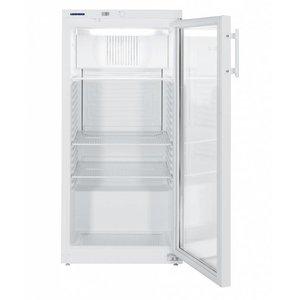 Liebherr Kühlschrank Dynamic White | Glastür | Liebherr | 250 Liter | FKv 2643 | 60x61x (h) 125cm