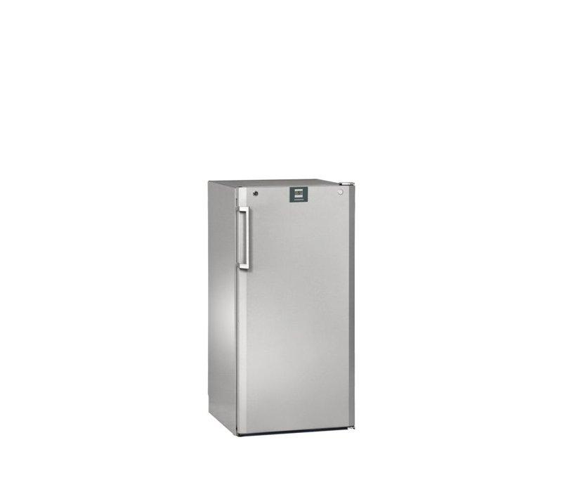 Liebherr Koelkast Dynamisch Staalgrijs | Liebherr | 240 Liter | FKvsl 2610 | 60x61x(h)125cm