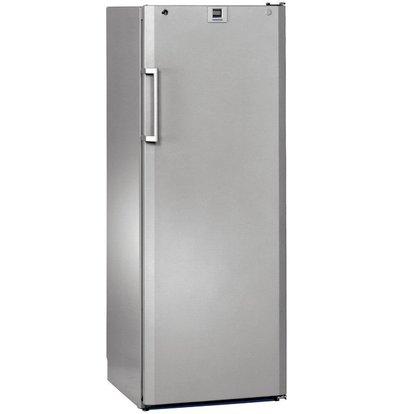 Liebherr Kühlschrank Dynamische Stahlgrau | Liebherr | 333 Liter | FKvsl 3610 | 60x61x (h) 164cm