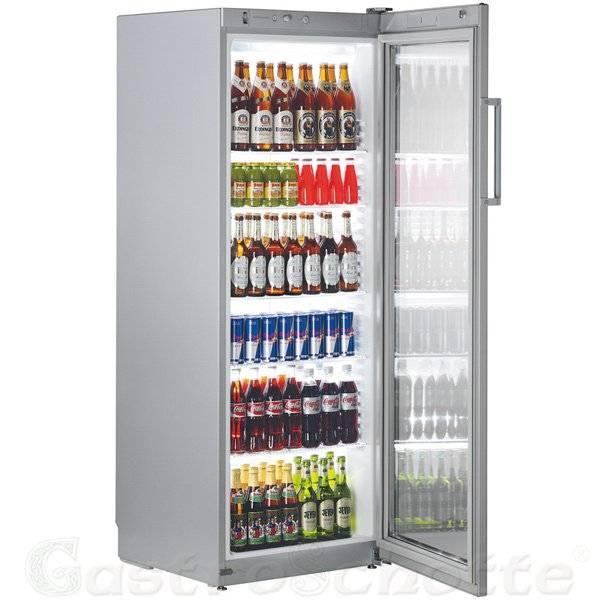 Horeca koelkast 348L kopen? Liebherr FKvsl 3613 21   XXLhoreca