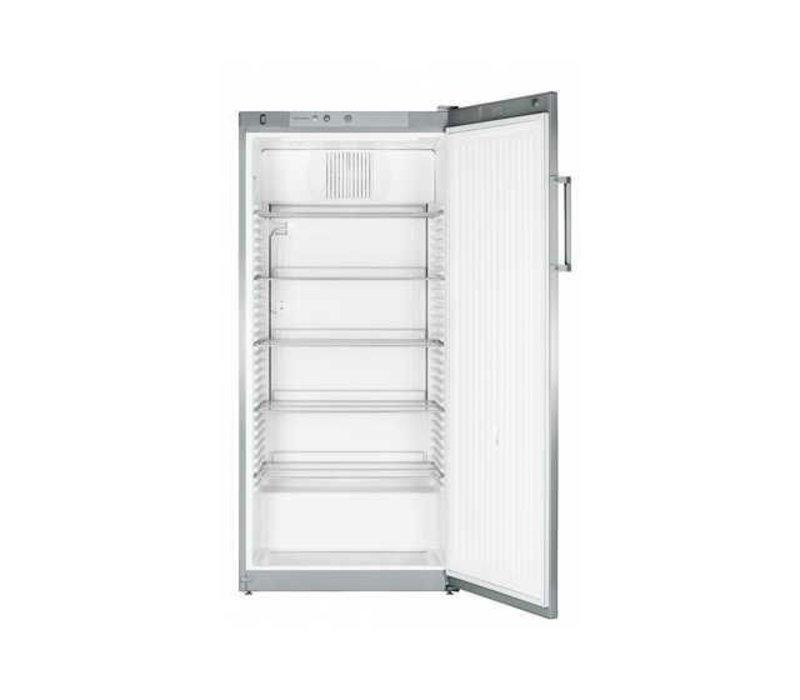 Liebherr Refrigerator Dynamic Steelgray | Glass Door | Liebherr | 572 Liter | FKvsl 5413 | 75x73x (h) 164cm