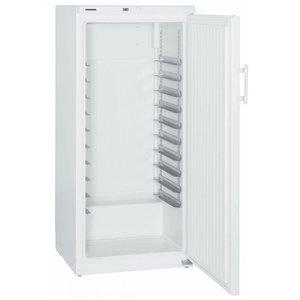 Liebherr Gefrierschrank Bäckerei Standard Weiß | 10 Tragschienen - 600x400mm | Liebherr | 491 Liter | BG 5040 | 75x73x (h) 164cm
