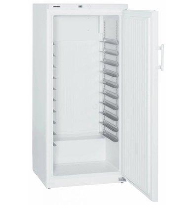 Liebherr Freezer Bakery standard White | 10 carrier rails - 600x400mm | Liebherr | 491 Liter | BG 5040 | 75x73x (h) 164cm