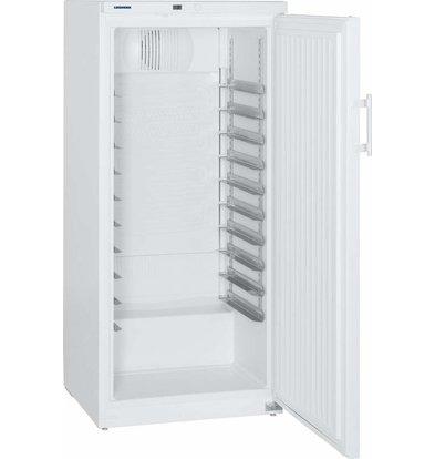 Liebherr Bakery refrigerator Standard White | 10 carrier rails - 600x400mm | Liebherr | 321 Liter | BKv 5040 | 75x73x (h) 164cm