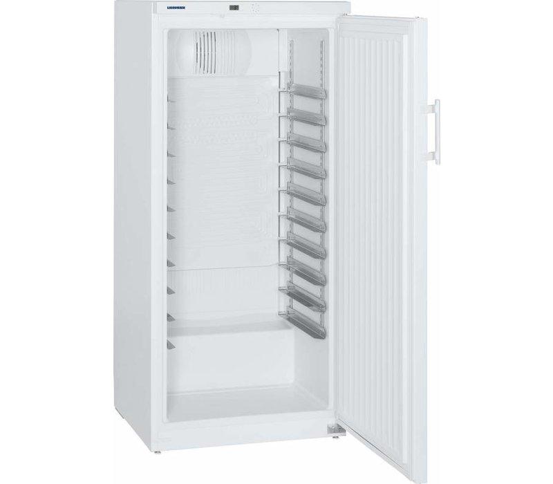 Liebherr Bakery standard refrigerator White | 10 carrier rails - 600x400mm | Liebherr | 321 Liter | BKv 5040 | 75x73x (h) 164cm