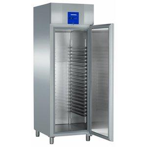 Liebherr Freezer Bakery standard stainless Profiline | 20 carrier rails - 400x600mm | Liebherr | 365 Liter | BGPv 6570 | 70x83x (h) 215cm
