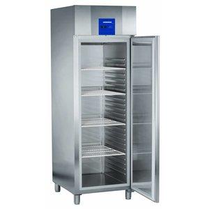 Liebherr Bakery standard stainless steel refrigerator ProfiLine | 20 carrier rails - 400x600mm | Liebherr | 365 Liter | BKPv 6570 | 70x83x (h) 215cm