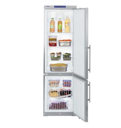 Liebherr Kühl- / Gefrierschrank rostfreien Gastronomie | Liebherr | 254 Liter / Liter 107 | GCV 4060 | 60x61x (h) 200cm