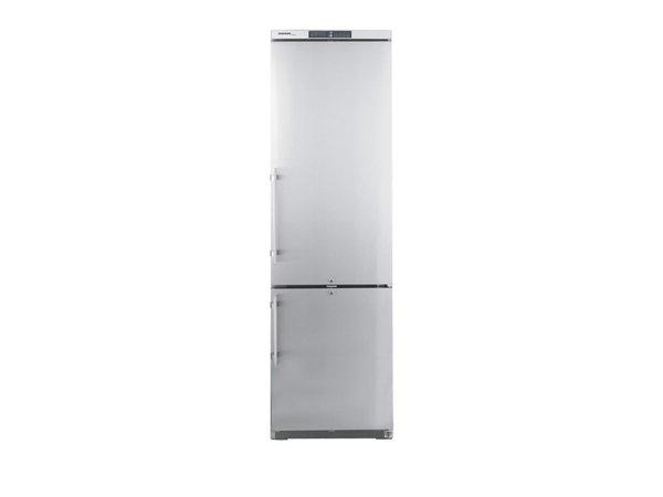 Liebherr Fridge / freezer stainless Gastronomy | Liebherr | 254 Liter / Liter 107 | GCV 4060 | 60x61x (h) 200cm