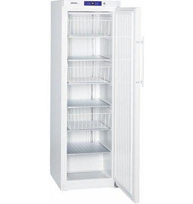 Liebherr Freezer White Gastronomy | Small 60cm wide | Liebherr | 382 Liter | GG 4010 | 60x68x (h) 190cm