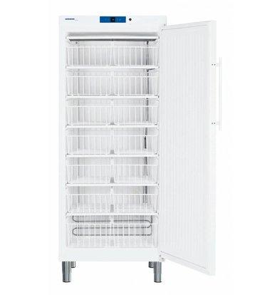 Liebherr Freezer White Gastronomy with Baskets | Liebherr | 513 Liter | 2 / 1GN | GG 5210 | 75x75x (h) 186cm