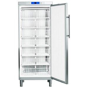 Liebherr Freezer Stainless Gastronomy with Baskets | Liebherr | 513 Liter | 2 / 1GN | GG 5260 | 75x75x (h) 186cm