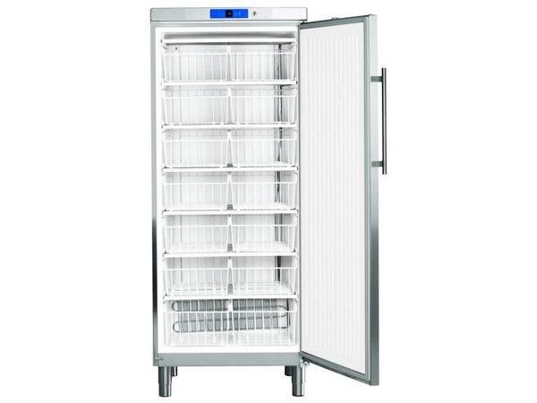 Liebherr Freezer with stainless steel Gastronomy Baskets | Liebherr | 513 Liter | 2 / 1GN | GG 5260 | 75x75x (h) 186cm