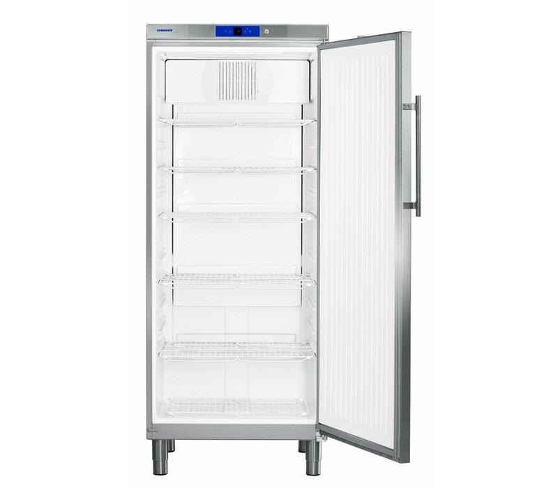 Liebherr Kühlschrank Edelstahl Gastronomie Beine | Liebherr | 583 Liter | 2/1 GN | GKN 5790 | 75x75x (h) 186cm