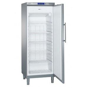 Liebherr Freezer Stainless Gastronomy on Legs   Liebherr   388 Liter   GGv 5860   75x75x (h) 206cm