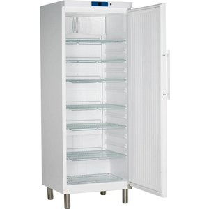 Liebherr Kühlschrank Weiß Gastronomie mit Standfüßen | Liebherr | 499 Liter | GKv 6410 | 75x75x (h) 206cm