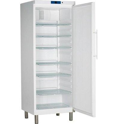 Liebherr Weiß Kühlschrank Gastronomie at Paws | Liebherr | 663 Liter | GKN 6410 | 75x75x (h) 206cm