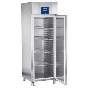 Liebherr Kühlschrank Profi | Liebherr | 477 Liter | 2/1 GN | GKPv 6590 | 70x83x (h) 215cm | Text anzeigen