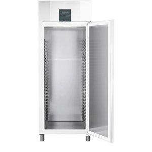 Liebherr Freezer Bakery standard White Profi Line | 25 carrier rails - 600x800mm | Liebherr | 856 Liter | BGPv 8420 | 79x98x (h) 215cm