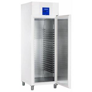 Liebherr Bakery refrigerator Standard White Profi Line | 20 carrier rails - 400x600mm | Liebherr | 601 Liter | BKPv 6520 | 70x83x (h) 215cm