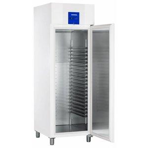 Liebherr Freezer Bakery standard White Profi Line | 20 carrier rails - 400x600mm | Liebherr | 601 Liter | BGPv 6520 | 70x83x (h) 215cm
