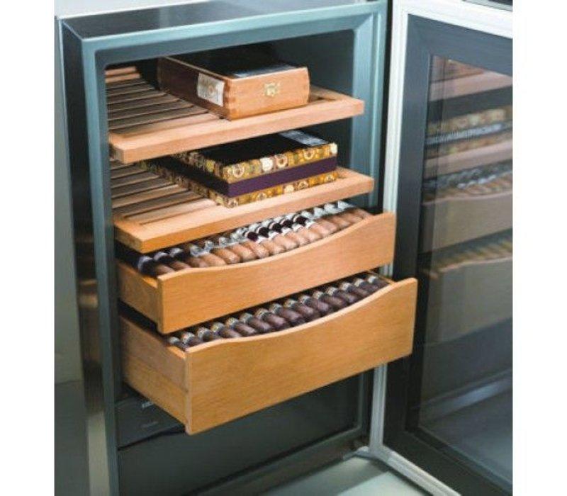 Liebherr Cigar Cupboard SS   43 Liter   Liebherr   ZKes 453 Humidor   43x48x (h) 61CM