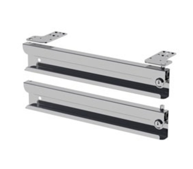 Diamond Option: Set 2 Load Lock With Key | 2 pieces