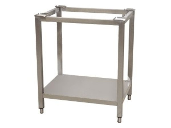 Diamond Mount With Bottom Shelf SS | 740x560x865 (h) mm
