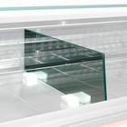 Diamond Scheiding Expositie Glas | 800(L)mm