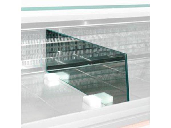Diamond Scheidung Ausstellung Glas | 800 (L) mm