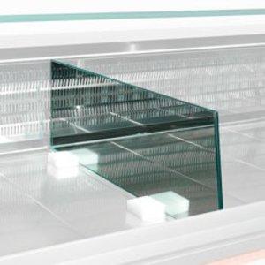 Diamond Scheiding Expositie Glas | 600(L)mm