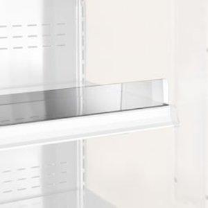 Diamond Waren Stopp Plexiglas - Shelf Danny - Klein - 1500 mm