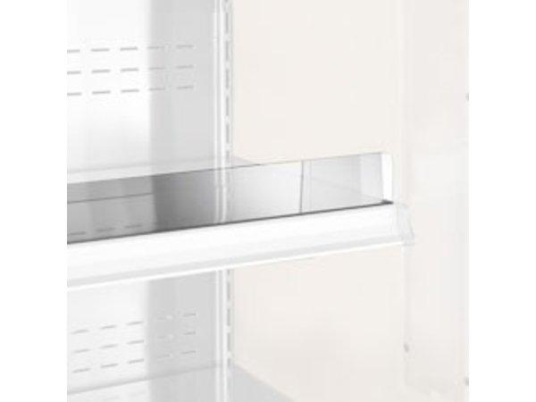 Diamond Waren Stopp Plexiglas - Shelf Danny - Klein - 1200 mm