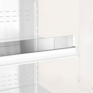 Diamond Waren Stopp Plexiglas - Shelf-Standard - 1000mm