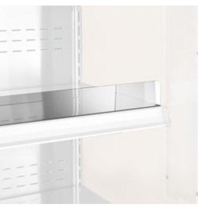 Diamond Goods Stop Plexiglas - Shelf Standard - 1000mm