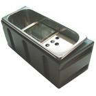 Diamond Flushing kit + Scoop RVS | 270x110x120 (h) mm