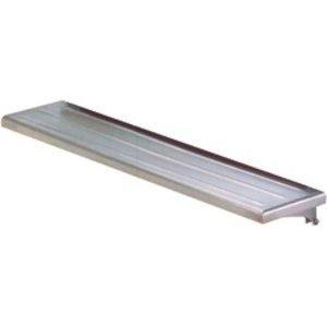 Diamond Inklapbare Glijbaan RVS Dienbladen | 1500x300mm