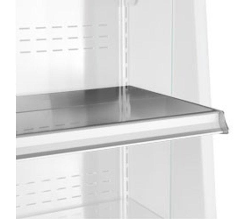 Diamond Stainless steel shelf Small | 1500mm