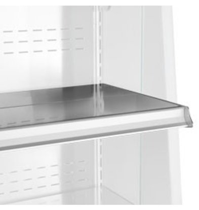 Diamond Stainless steel shelf Small | 1200mm