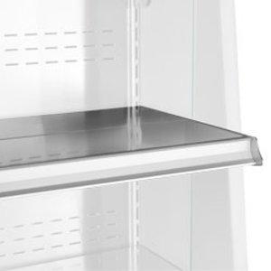 Diamond Shelf Edelstahl Standard | 1200mm