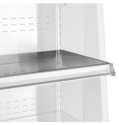 Diamond Shelf stainless steel Standard | 1200mm