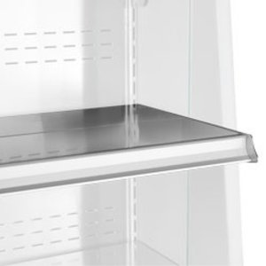 Diamond Stainless steel shelf Small | 1000mm