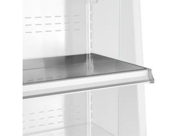 Diamond Stainless steel shelf Danny | 1000mm