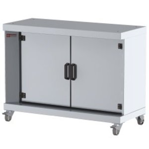 Diamond Under Cabinet On Wheels | 1200x500x900 (h) mm