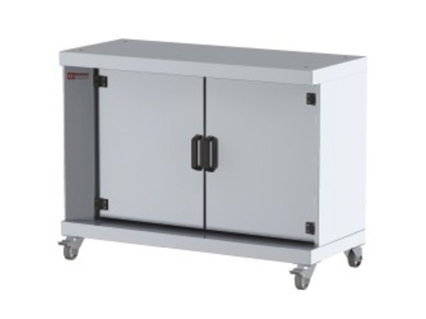 Diamond Under Cabinet On Wheels | 1200x500x900 (h) mm